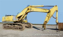 2008 NEW HOLLAND E 485 BE 3223