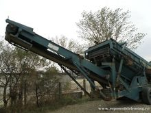 Used POWERSCREEN TUR