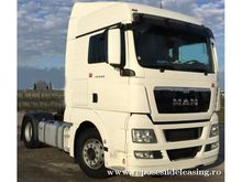 2013 Man TGX 18.440 XLX CAB D43