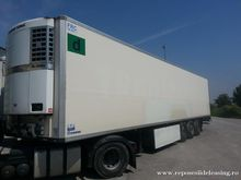 2006 Krone SD Thermo King SL 40