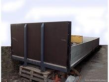2008 KONTEX Flatbed body 3926