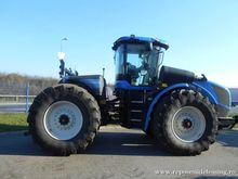 2013 NEW HOLLAND T9.450 T4 4011