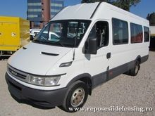 2006 Iveco DAILY CITY TRUCK 50C
