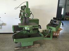 Used NC milling mach