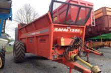 2009 RAFAL 1200 transport techn