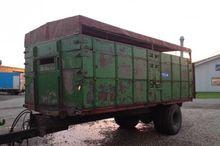 BM KREATURVOGN Cattle trailer