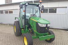 2014 John Deere 4049R Equipment