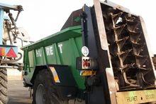 2007 Cyclone 10000 transport te
