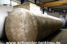 Behälter Tank Lagertank Erdtank
