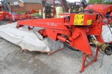 2007 Kuhn FC 313 Mowing device