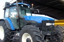 2007 New Holland TM 140 Tractor