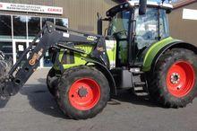 2011 CLAAS 630c Tractor