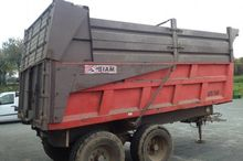 1993 SIAM 12T500 transport tech