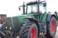 1999 Fendt 926 VARIO Tractor