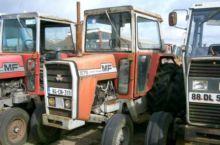Used 1984 Massey Fer