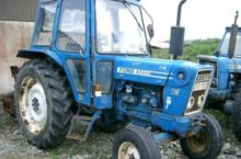 1978 Ford 6600 Tractor