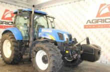 2009 New Holland T6080 Tractor