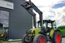 2010 CLAAS Arion 640 Tractor