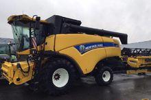 2011 New Holland cx 6090 Combin