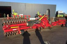 2011 Vredo 12 Meter Slurry proc