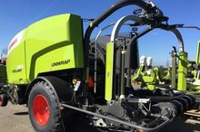2016 CLAAS ROLLANT 455 RC UNIWR