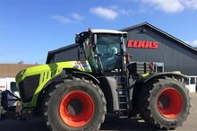 2016 CLAAS XERION 5000 Tractor