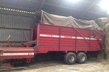 ES 3500 Loader Wagons