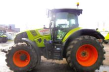 2014 CLAAS Axion 830 Cebis Trac