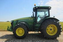 2012 8260R Tractor