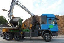 2009 Heizohack 14/800 KL Wood c