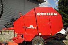 Used Welger RP 165 R