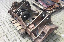 CASE 721D -hurtigskift- Bagger
