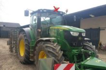 2014 6190R Tractor