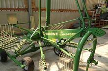 New 2015 Krone SWADR