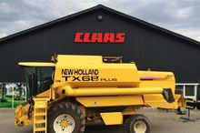 2001 New Holland TX68 FSH PLUS