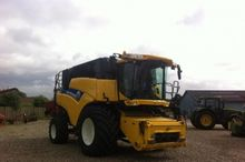 2014 New Holland CR 9090 Combin