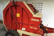 Krone KR 150 Round baler