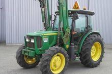2010 John Deere 5080 G Tractor