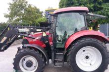 2007 Case IH MXU110 Tractor