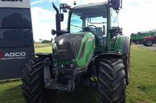 2015 Fendt 312 S4 Tractor