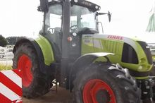 2009 CLAAS ARION 640 Tractor