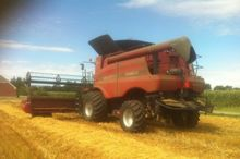 2008 Case IH 7088 Combine harve