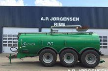 2006 Samson PG 25 pump vat