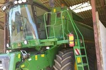 2008 S560 Combine harvester