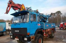1985 Iveco Turbotech Truck