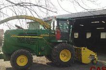2006 John Deere 7500 Forage har