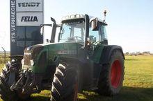 2008 Fendt 820 Tractor