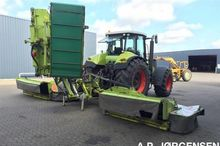 CLAAS Disco 8550 AS Plus Mowing