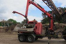 2014 Jenz HEM 820 Z Wood choppe
