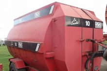 2004 MM 10 fodder mixing wagon